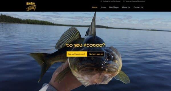 HooDoo Fishing Lures