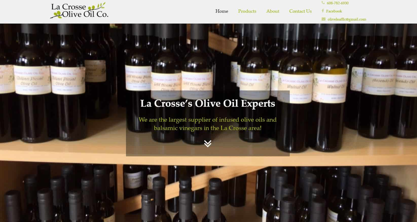 La Crosse Olive Oil Co
