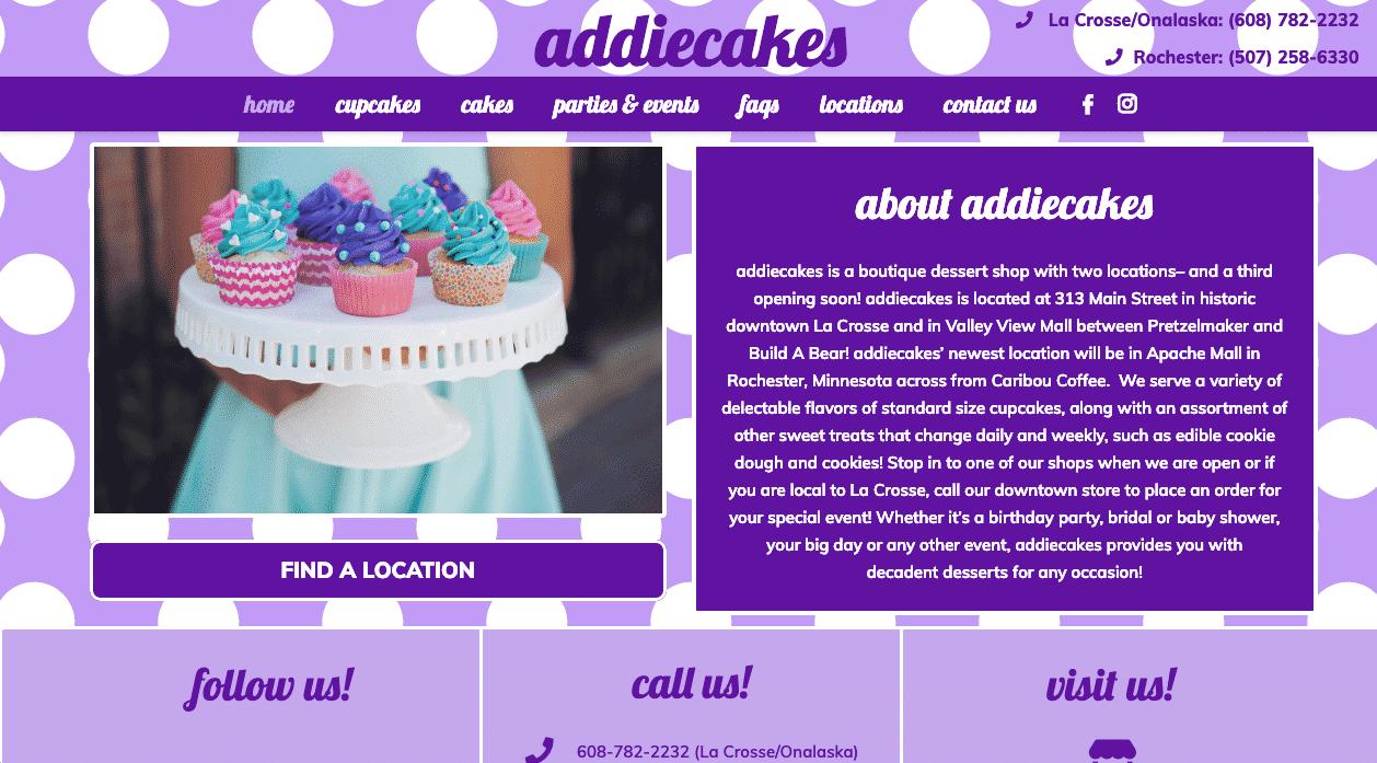 Addiecakes