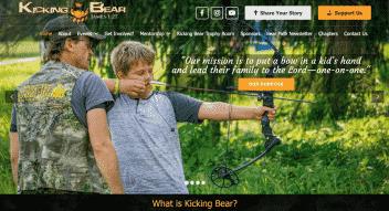 Kicking Bear