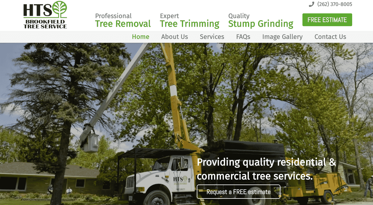 HTS Brookfield Tree Service